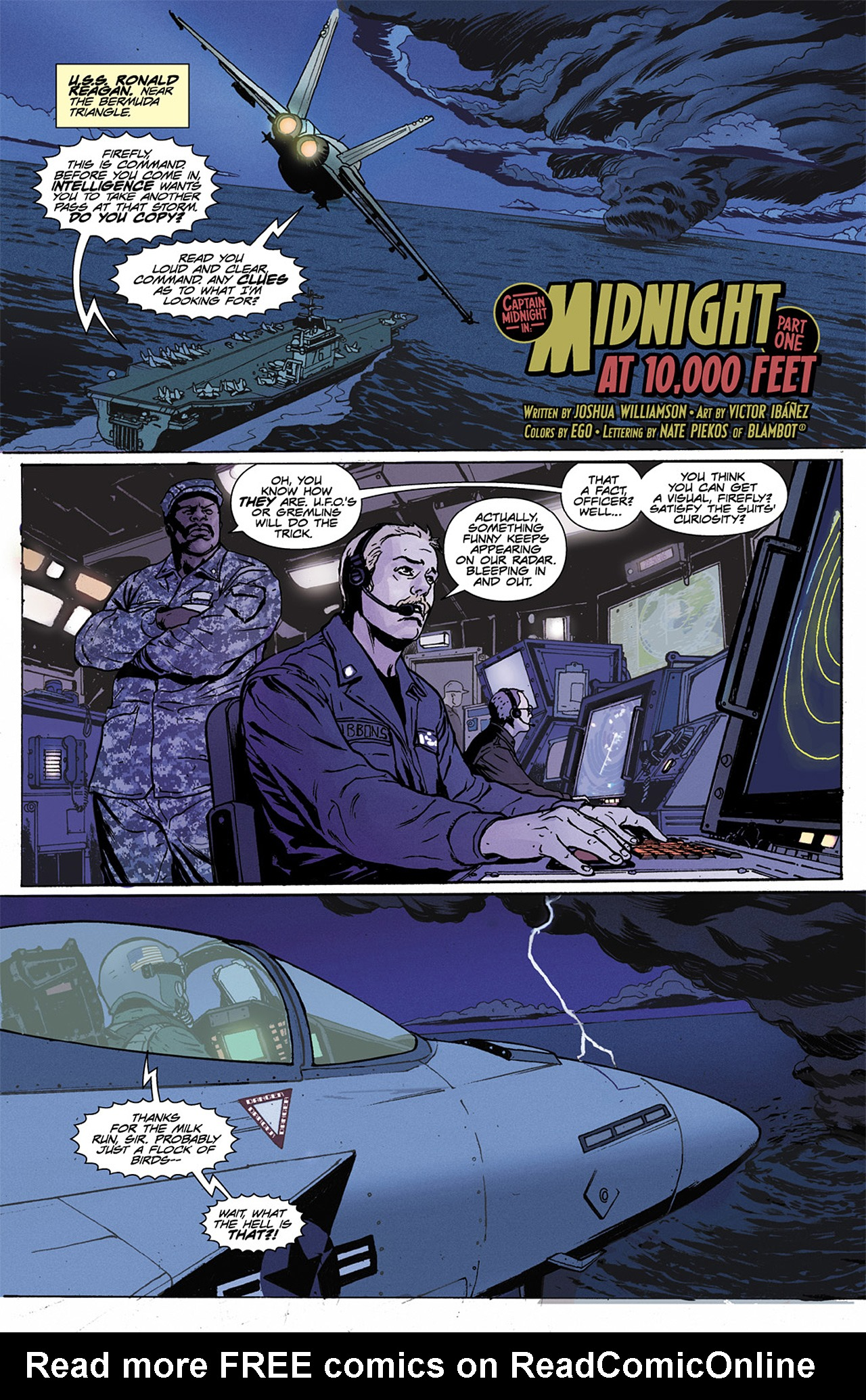 Read online Two Past Midnight comic -  Issue #1 - 25