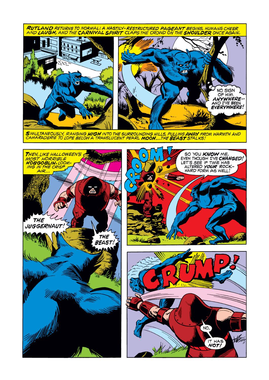 Read online Amazing Adventures (1970) comic -  Issue #16 - 11