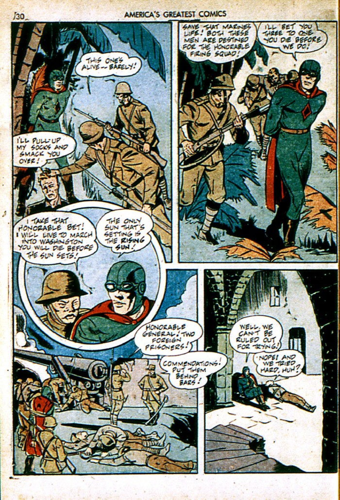Read online America's Greatest Comics comic -  Issue #4 - 30