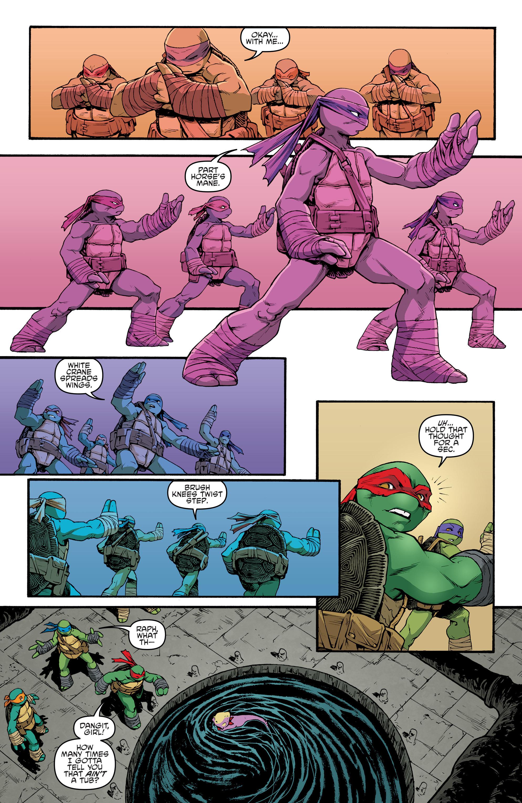 Read online Teenage Mutant Ninja Turtles (2011) comic -  Issue #68 - 3