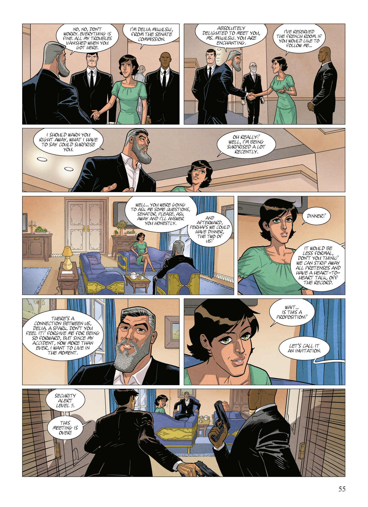 Read online Alter Ego comic -  Issue #10 - 56