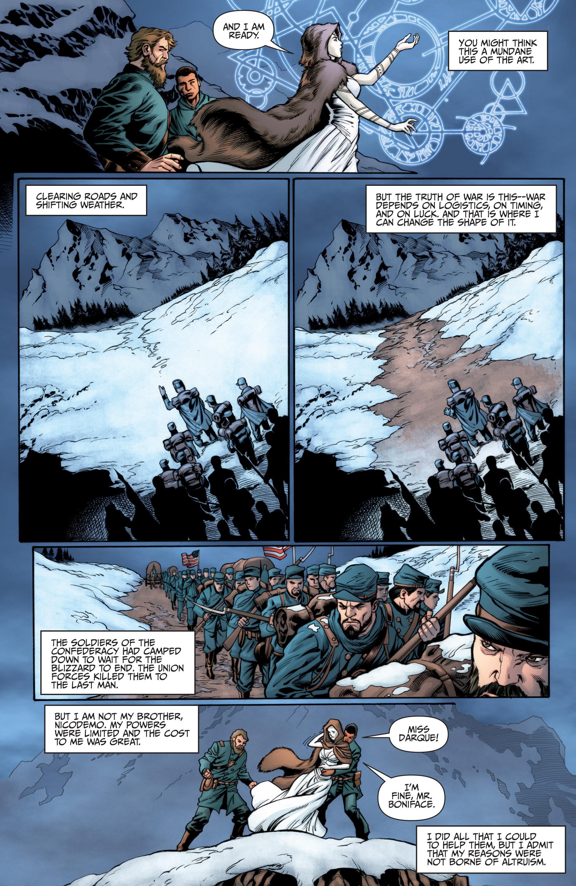 Read online Shadowman (2012) comic -  Issue #10 - 7