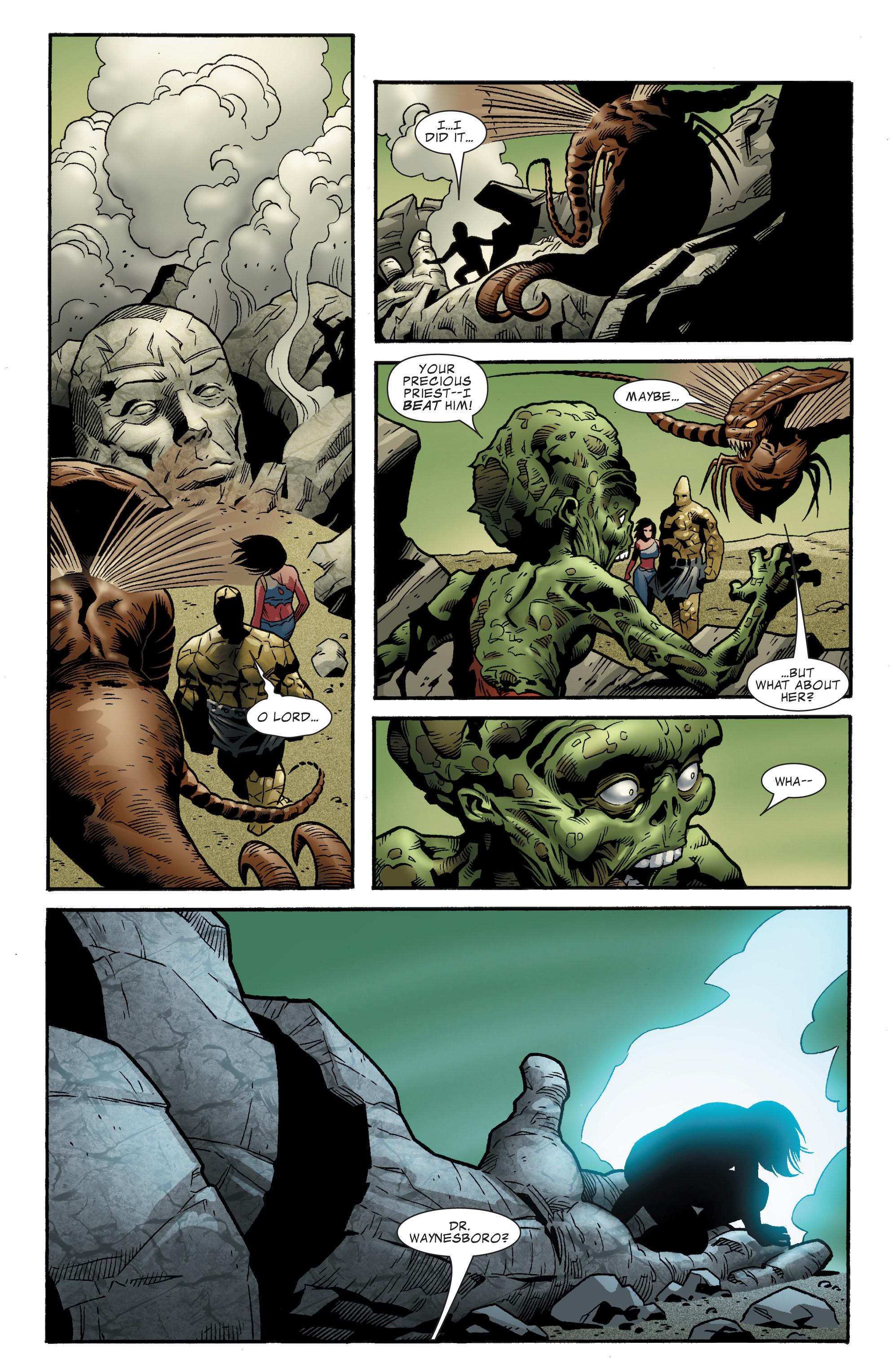 Read online World War Hulk Aftersmash: Warbound, Vol. 1 comic -  Issue #5 - 20