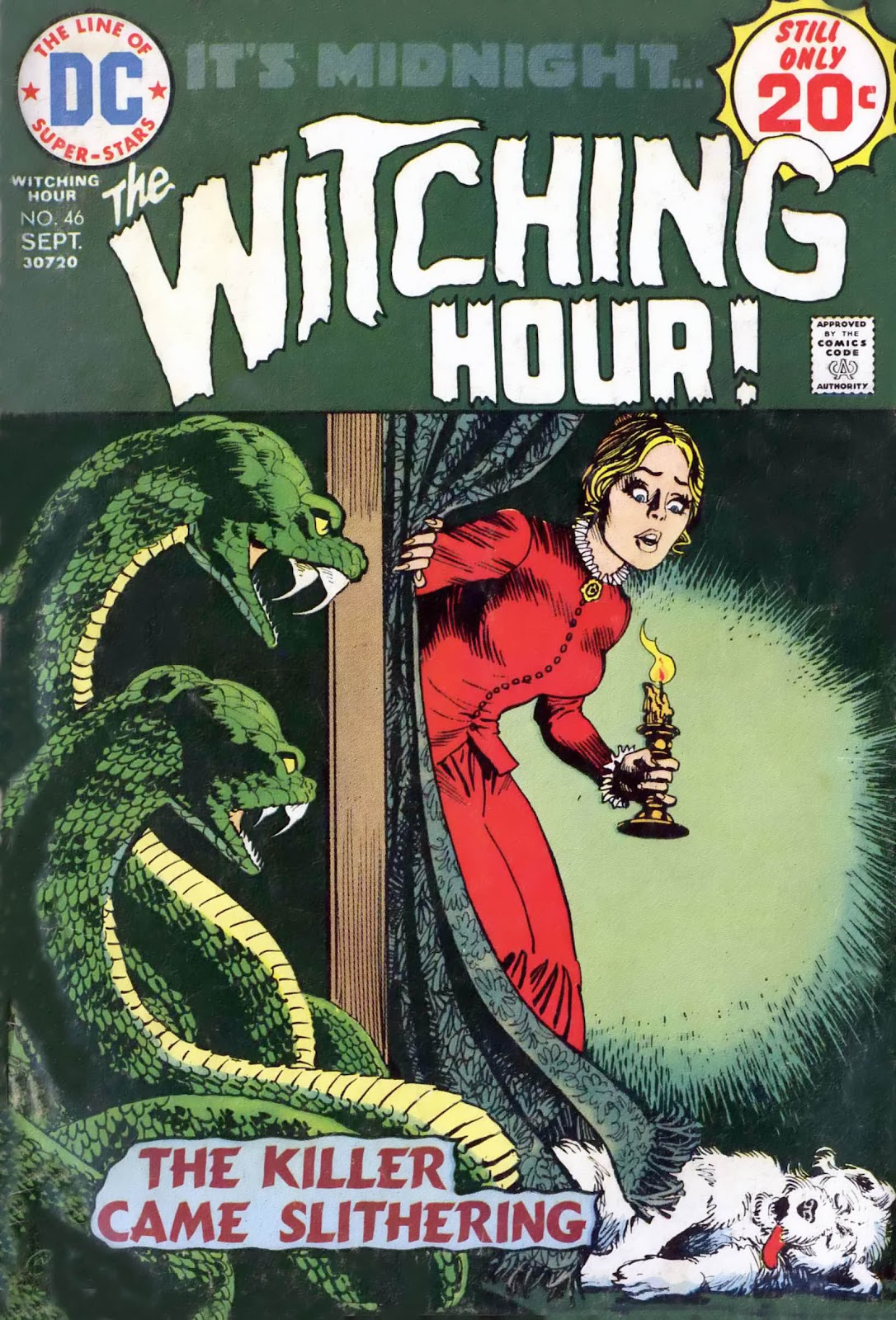 The Witching Hour (1969) issue 46 - Page 1