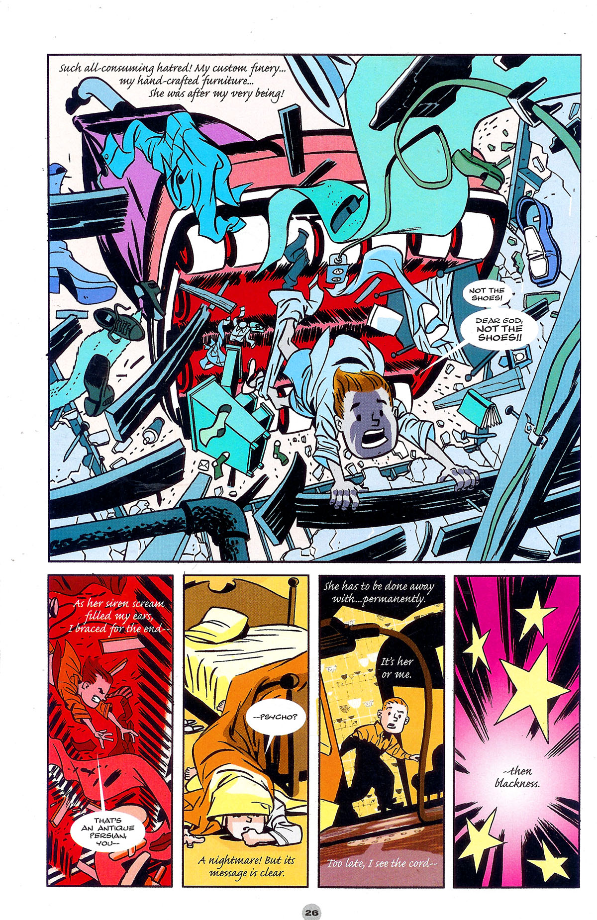 Read online Solo (2004) comic -  Issue #5 - 26