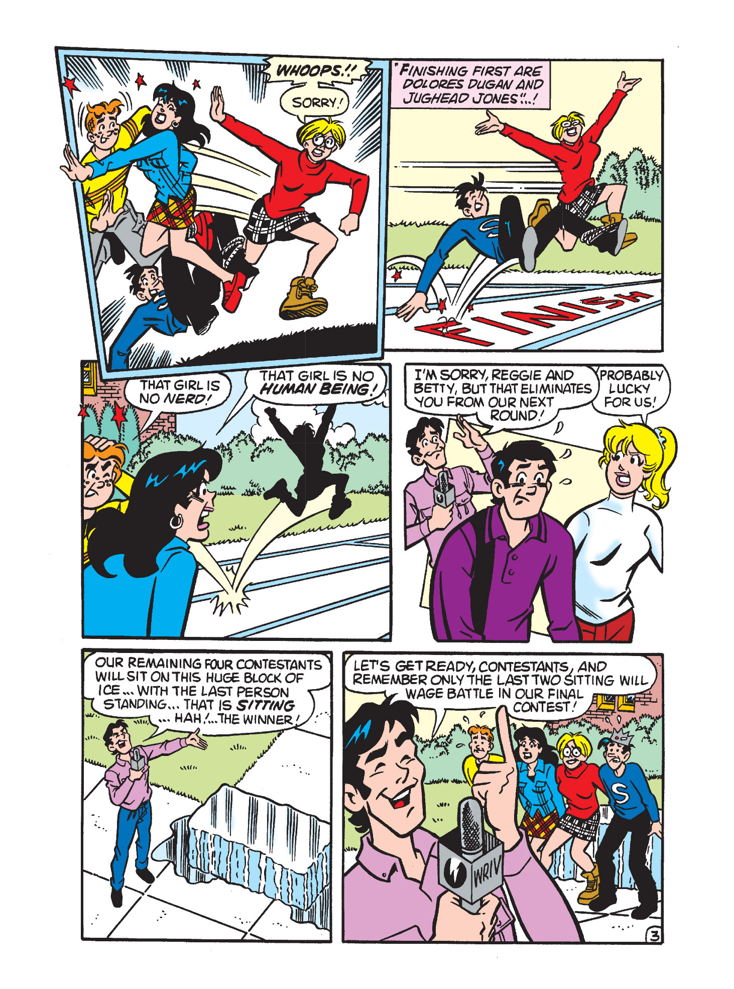 Read online Archie's Funhouse Double Digest comic -  Issue #9 - 107