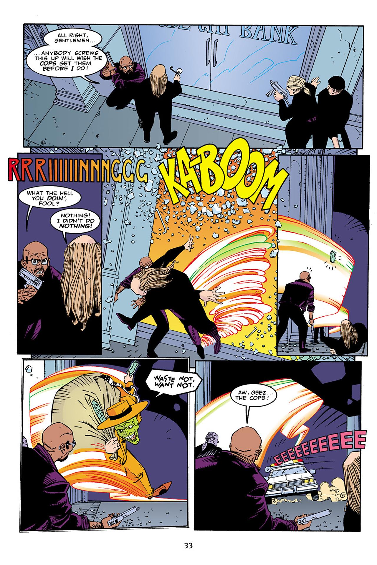 Read online Adventures Of The Mask Omnibus comic -  Issue #Adventures Of The Mask Omnibus Full - 33