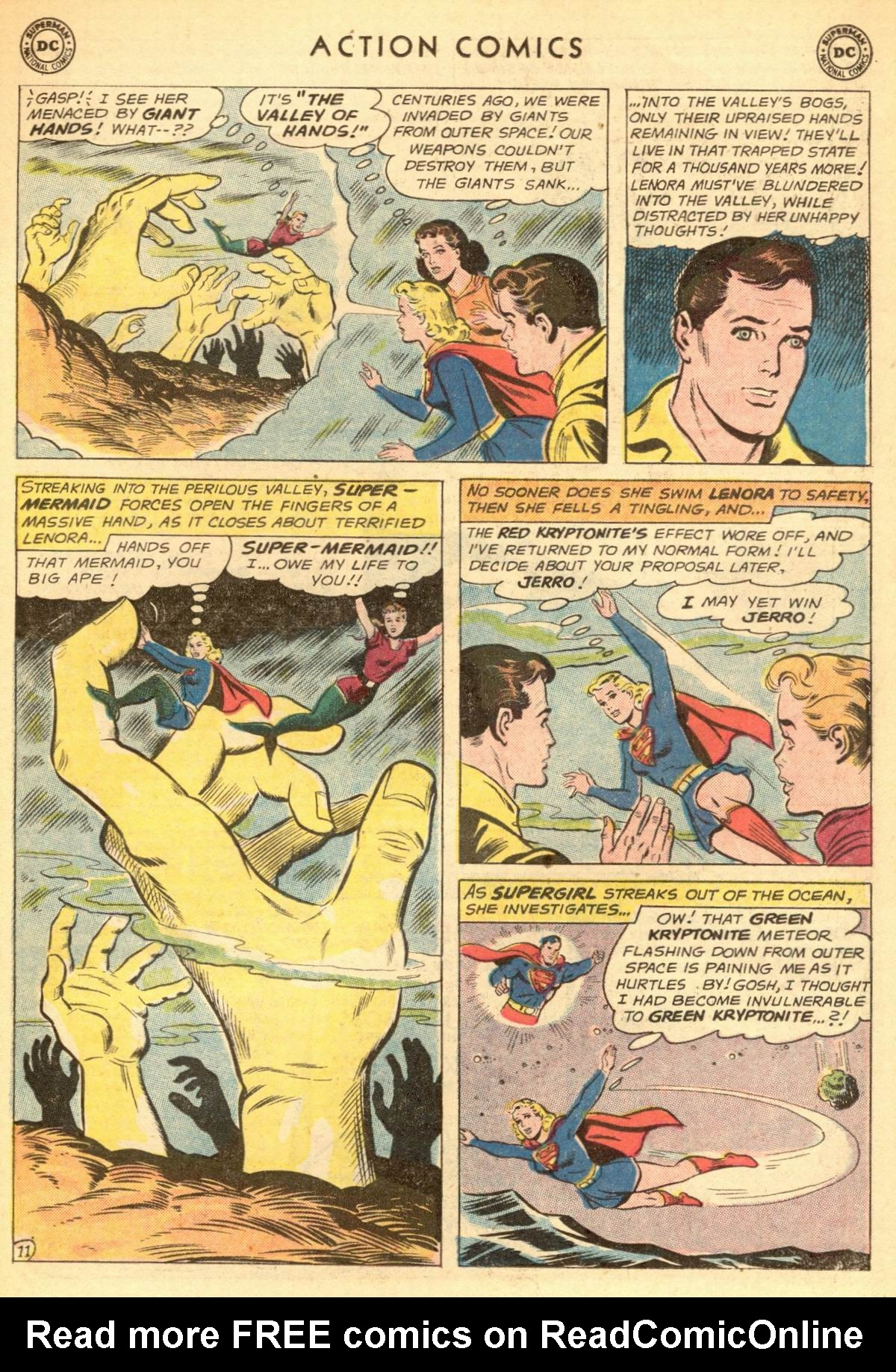 Read online Action Comics (1938) comic -  Issue #284 - 31