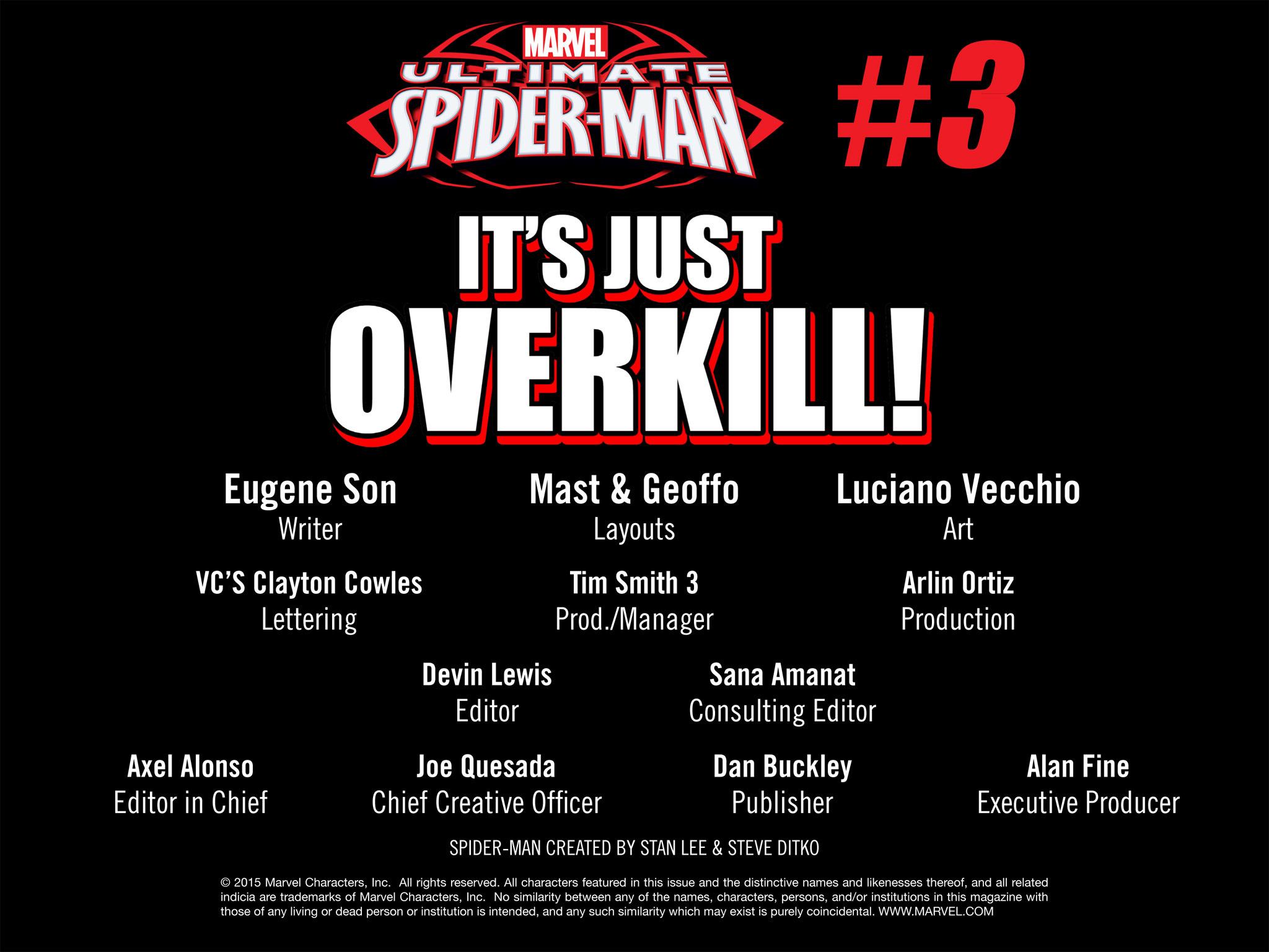 Read online Ultimate Spider-Man (Infinite Comics) (2015) comic -  Issue #3 - 50
