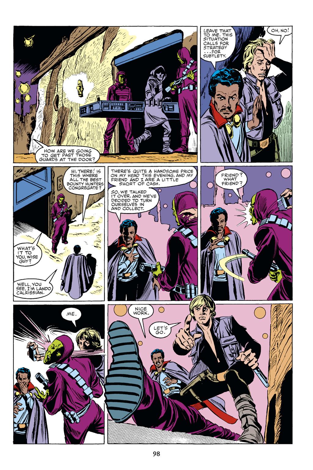 Read online Star Wars Omnibus comic -  Issue # Vol. 18 - 90