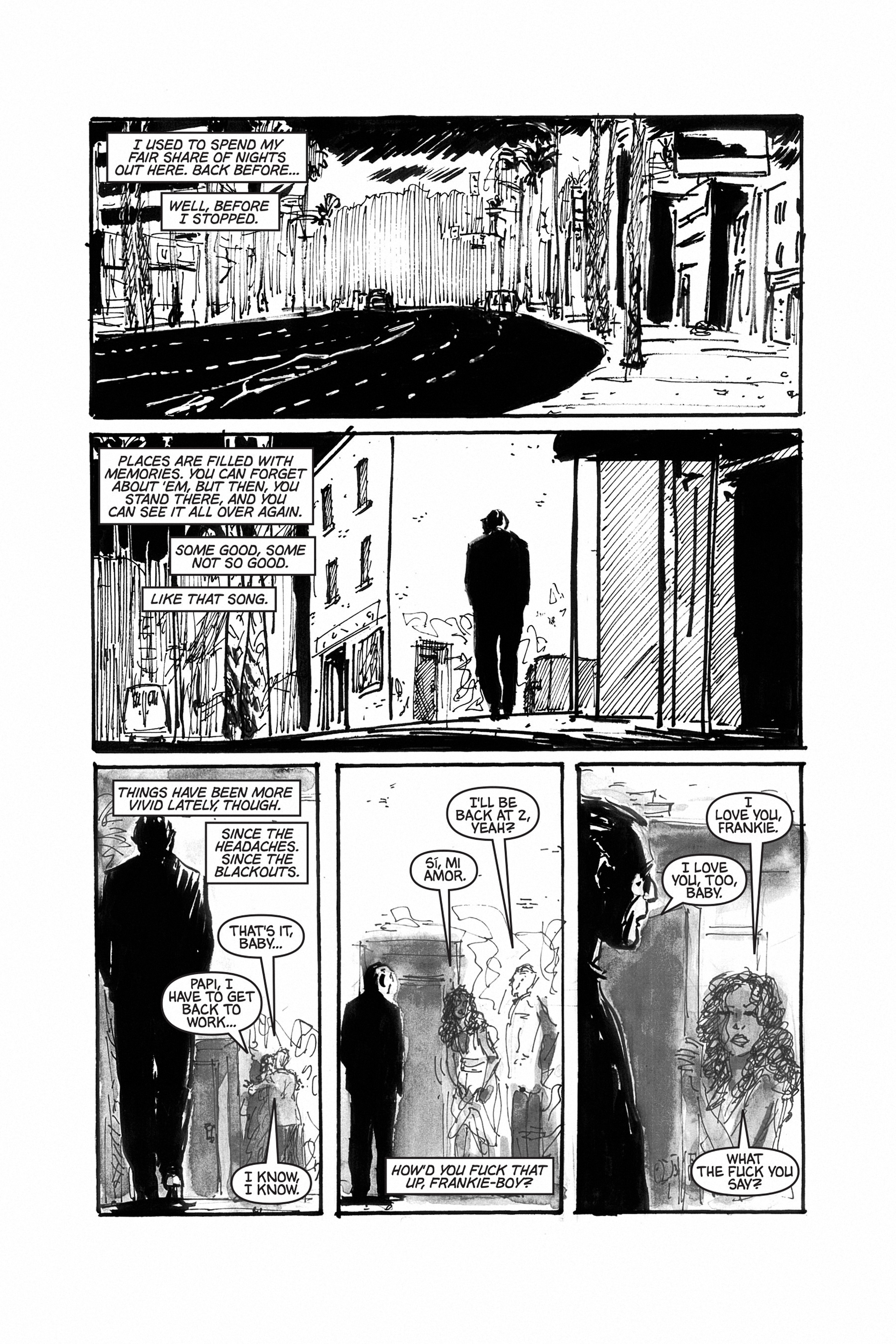 Read online Tumor comic -  Issue # TPB - 40
