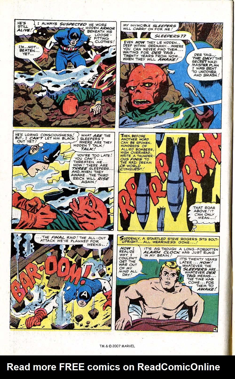 Read online Captain America (1968) comic -  Issue # _Annual 2 - 6