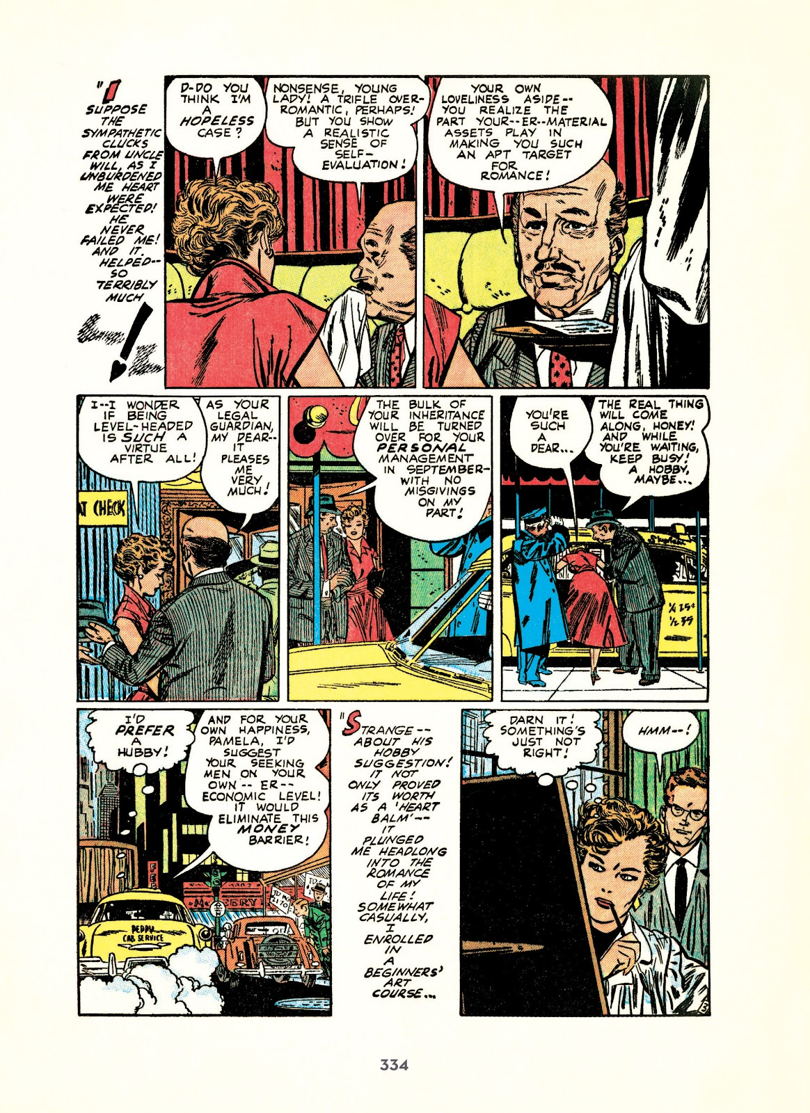 Read online Setting the Standard: Comics by Alex Toth 1952-1954 comic -  Issue # TPB (Part 4) - 35