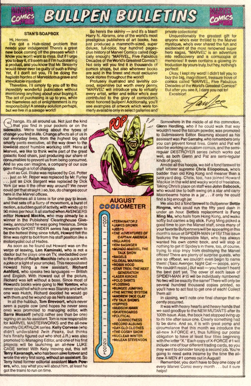 Read online Sergio Aragonés Groo the Wanderer comic -  Issue #82 - 20