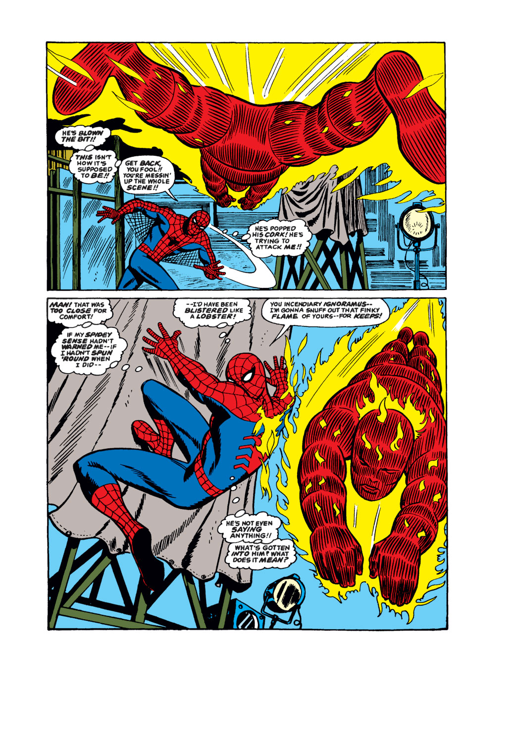 The Amazing Spider-Man (1963) _Annual_4 Page 15