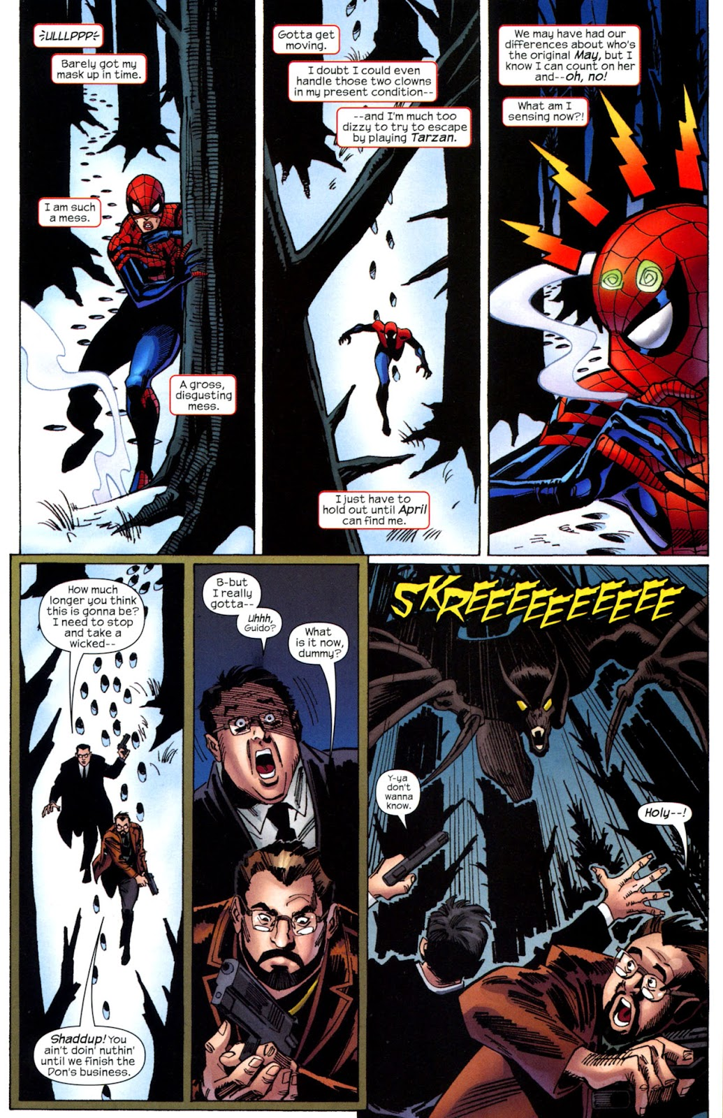 Web of Spider-Man (2009) Issue #1 #1 - English 26