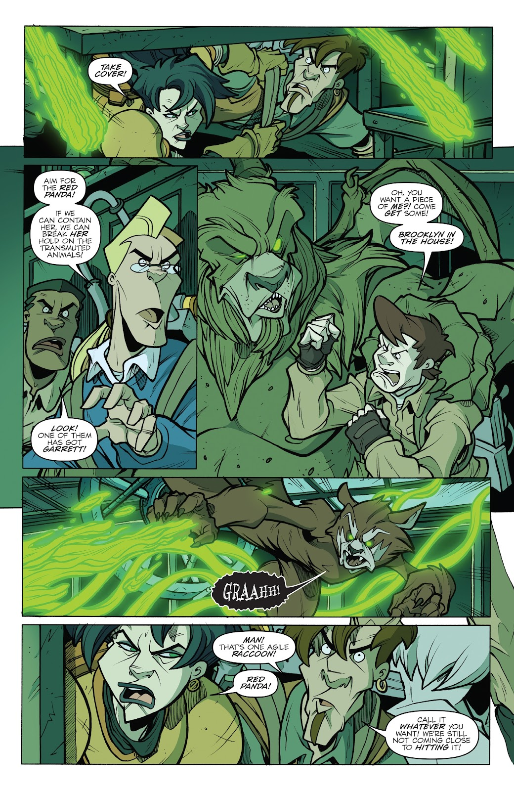 Read online Ghostbusters 35th Anniversary: Extreme comic -  Issue # Full - 18