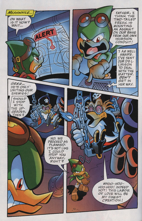 Read online Sonic Universe comic -  Issue #19 - 14