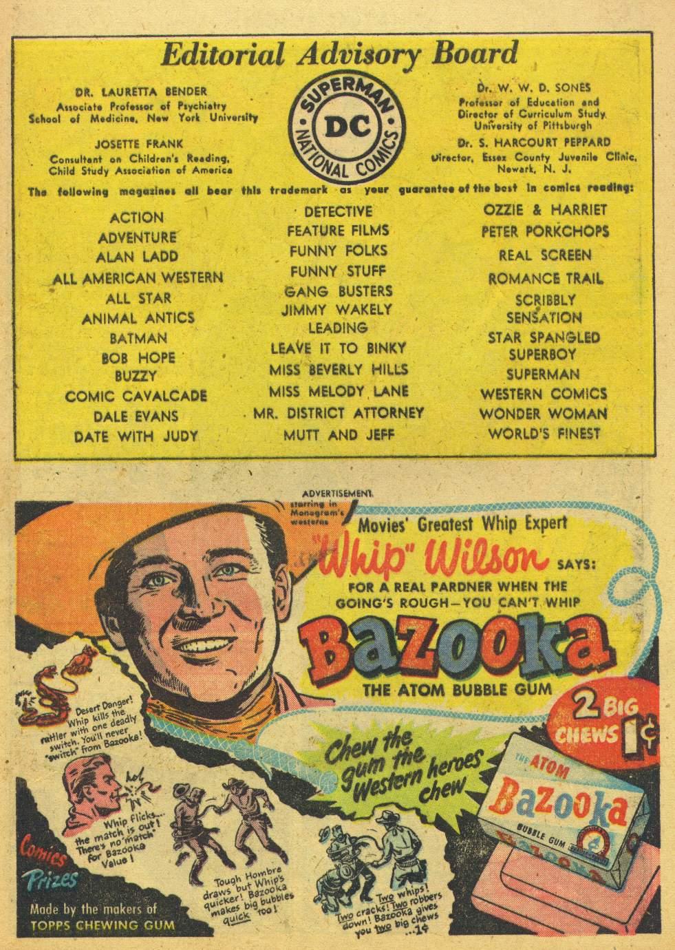 Read online Adventure Comics (1938) comic -  Issue #150 - 13