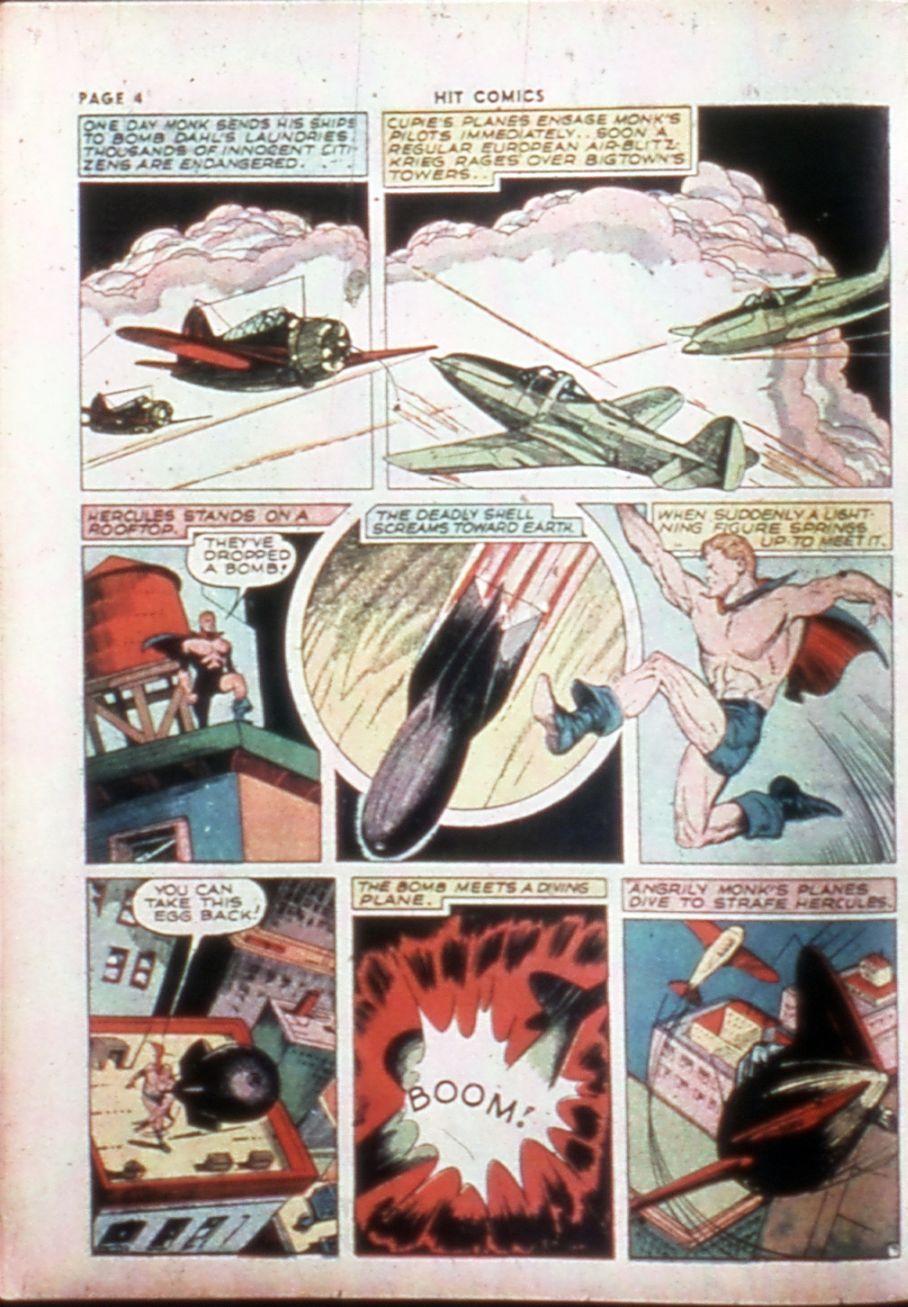 Read online Hit Comics comic -  Issue #14 - 6