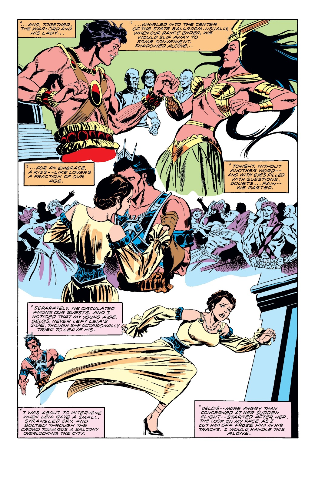 Read online Star Wars Legends: The Original Marvel Years - Epic Collection comic -  Issue # TPB 3 (Part 4) - 30