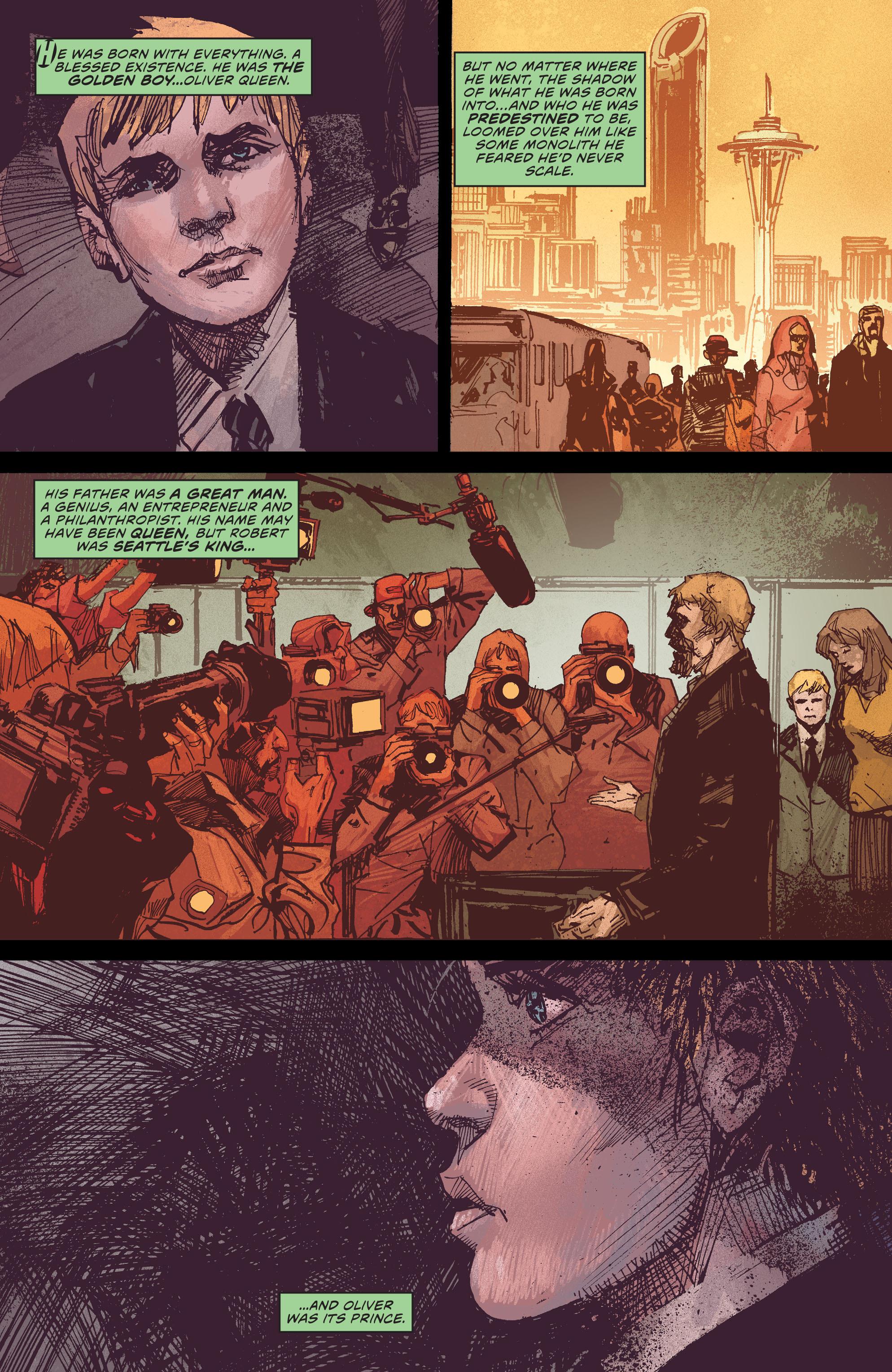 Read online Secret Origins (2014) comic -  Issue #4 - 14