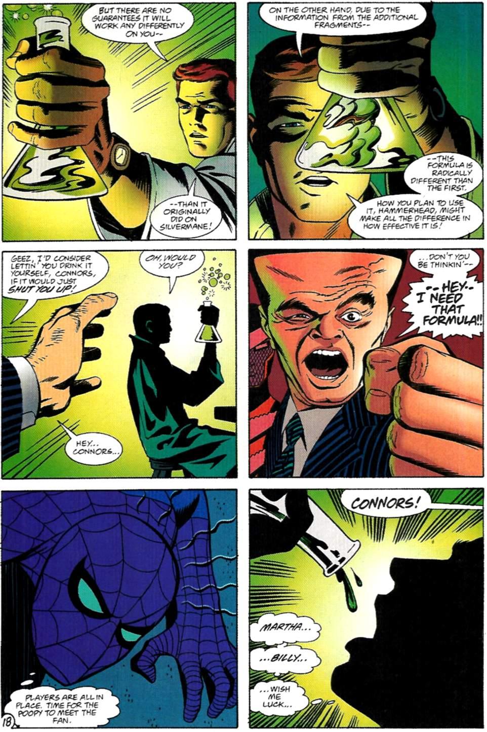 Read online Spider-Man: Lifeline comic -  Issue #2 - 19