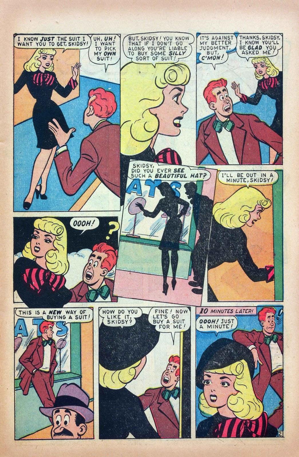 Tessie the Typist issue 16 - Page 11