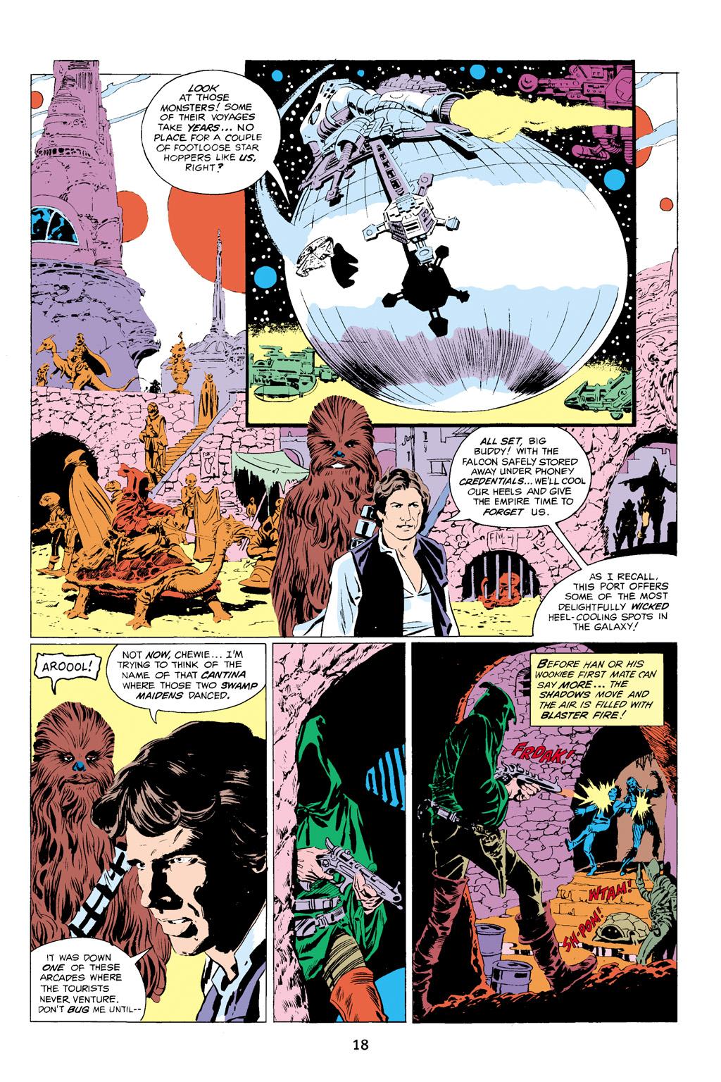 Read online Star Wars Omnibus comic -  Issue # Vol. 16 - 19