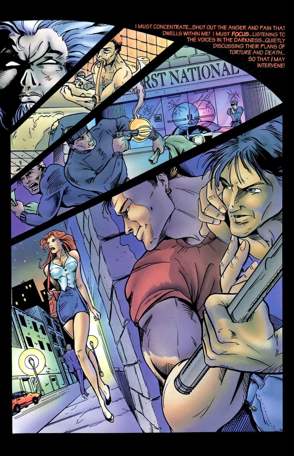 Read online Perg comic -  Issue #5 - 4