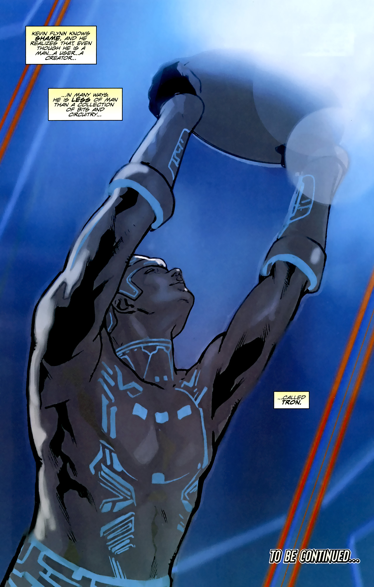 Read online TRON: Original Movie Adaptation comic -  Issue #1 - 36