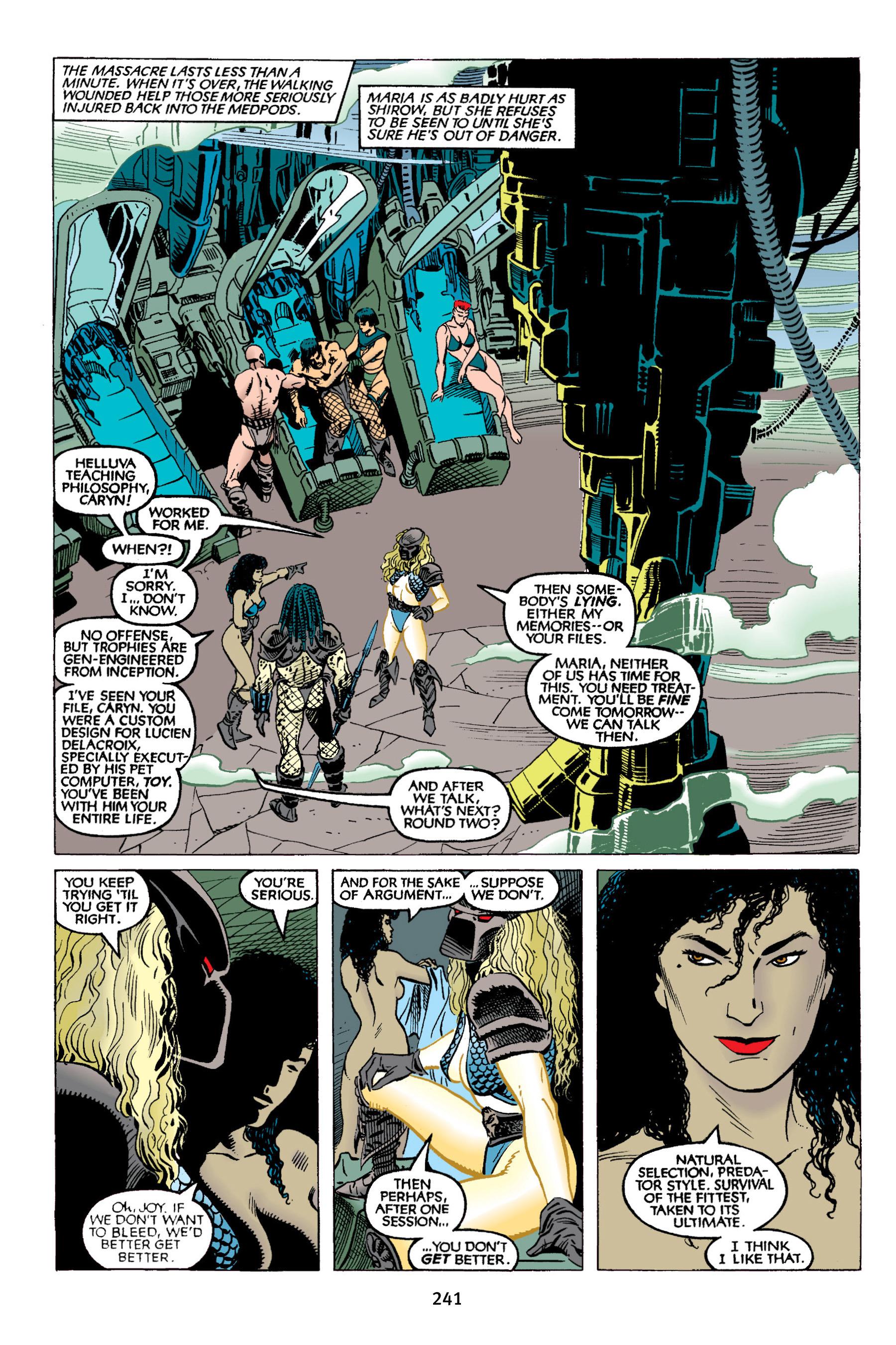 Read online Aliens vs. Predator Omnibus comic -  Issue # _TPB 2 Part 3 - 17