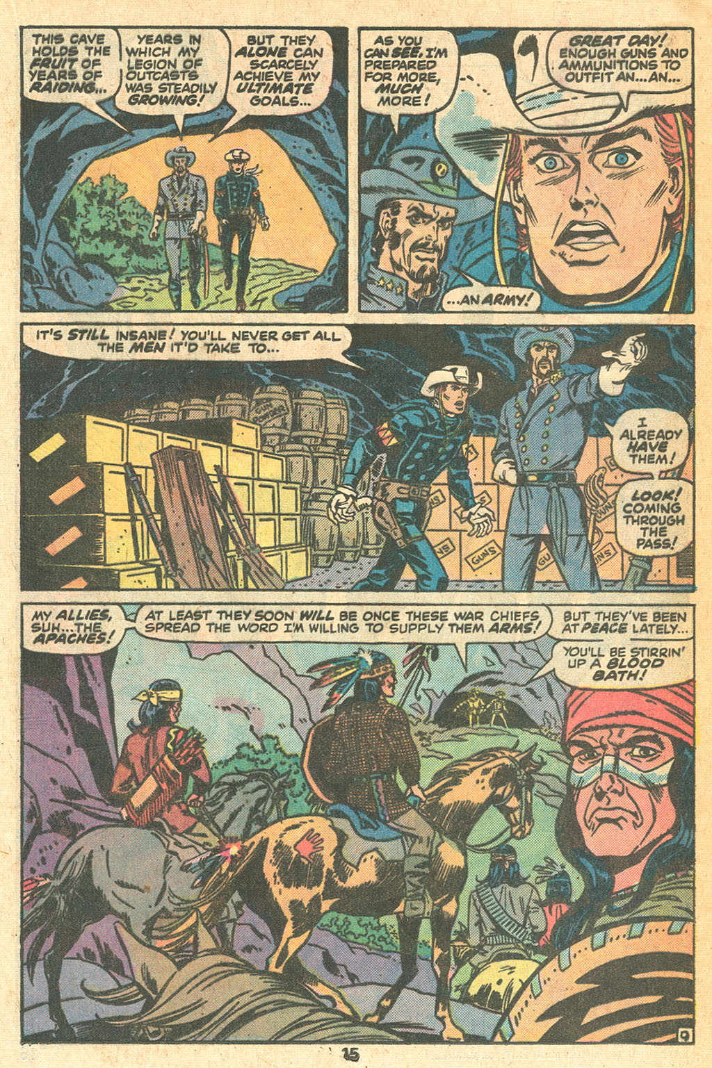The Rawhide Kid (1955) issue 138 - Page 17