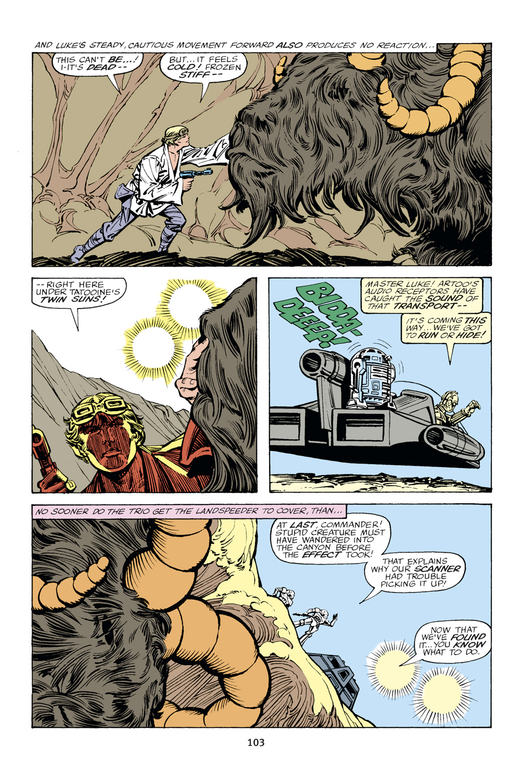 Read online Star Wars Omnibus comic -  Issue # Vol. 14 - 103