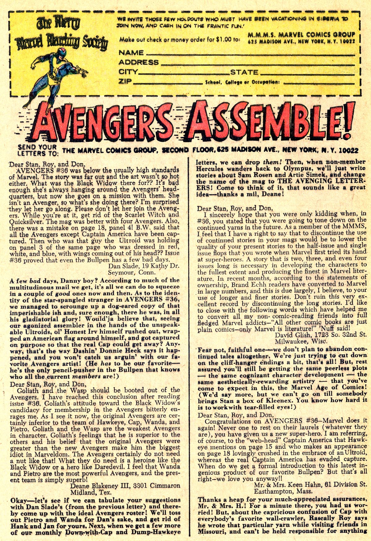 The Avengers (1963) 39 Page 31