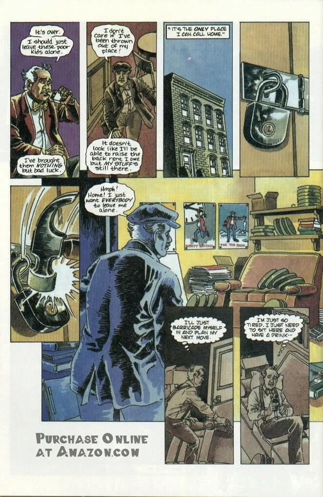 Read online Quantum Leap comic -  Issue #10 - 20