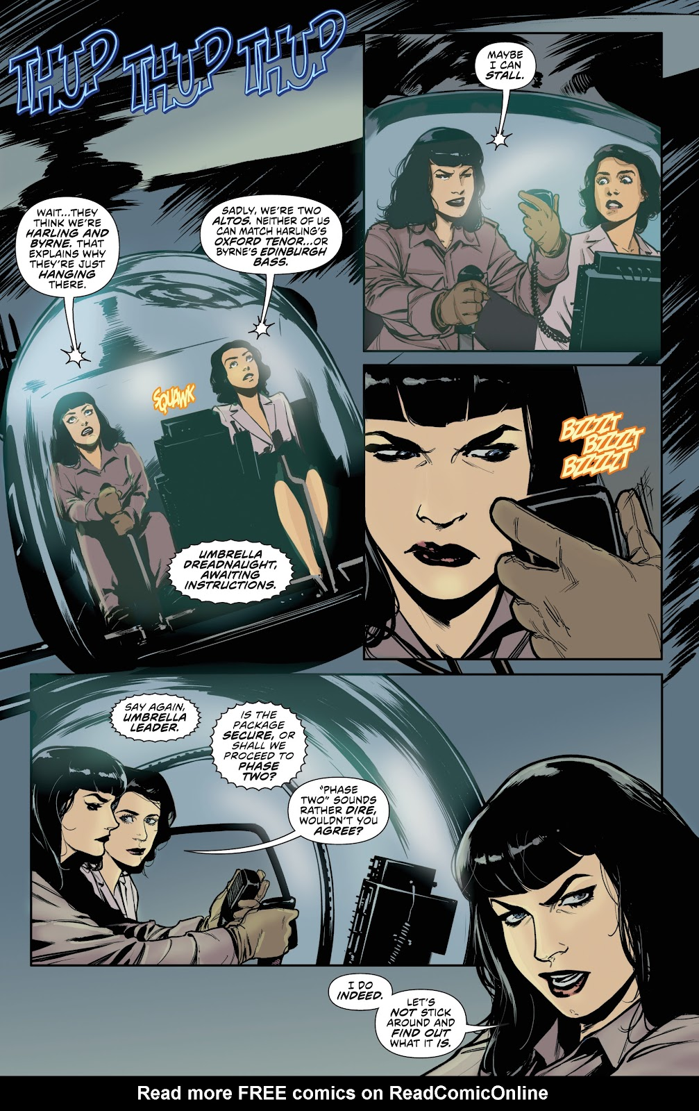 Read online Bettie Page (2018) comic -  Issue #4 - 8