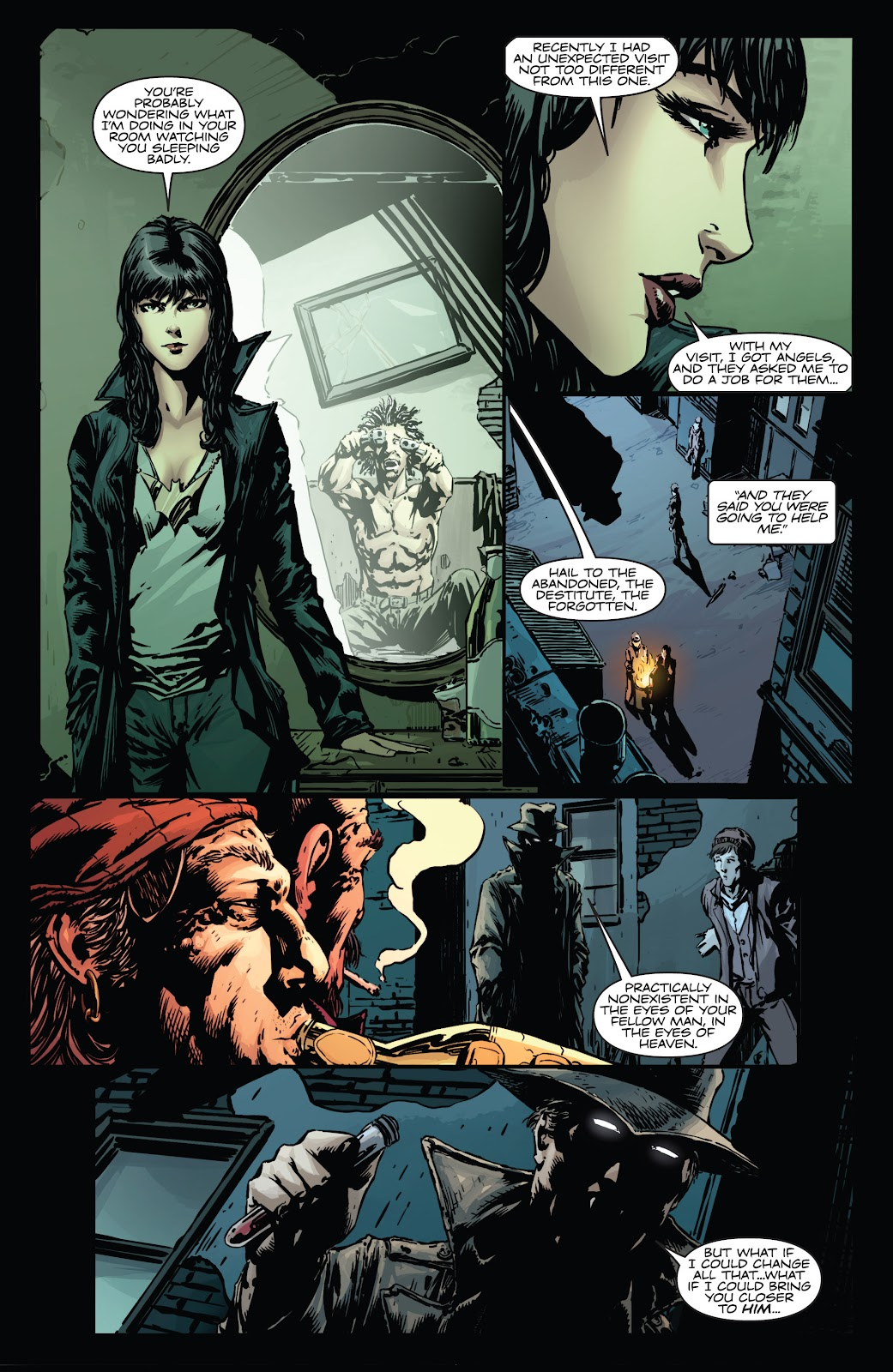 Read online Vampirella Strikes comic -  Issue #2 - 14