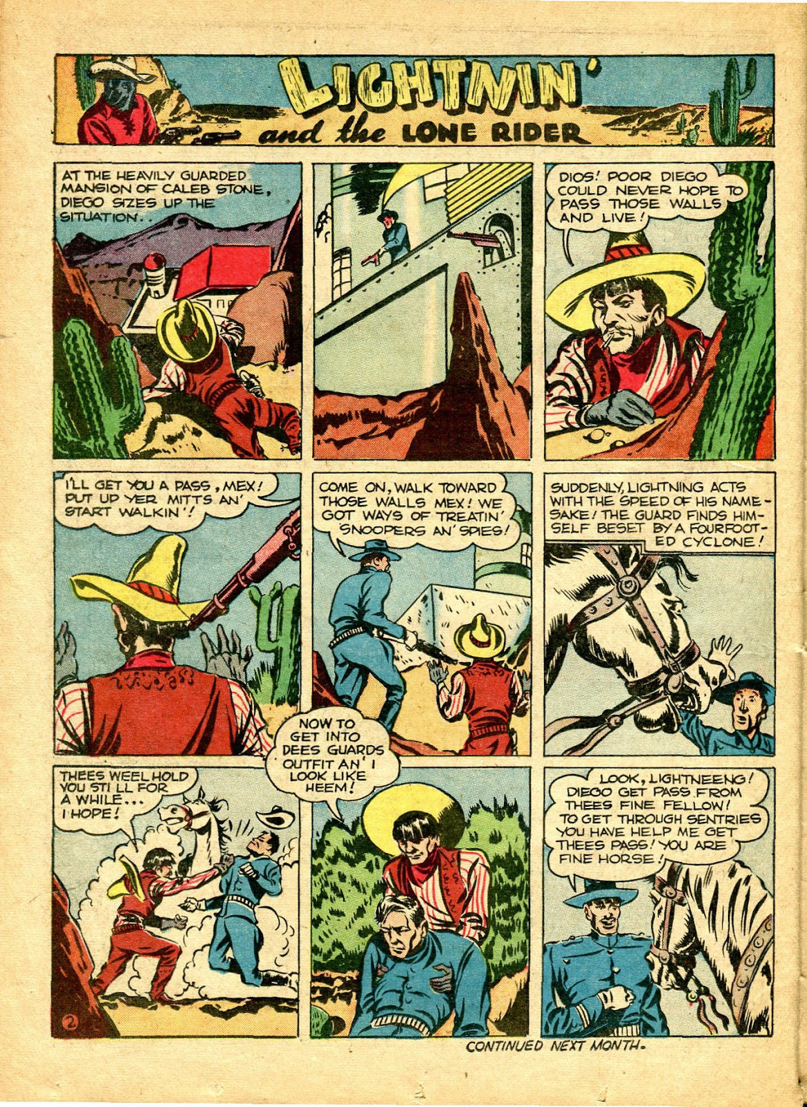 Read online Famous Funnies comic -  Issue #77 - 49