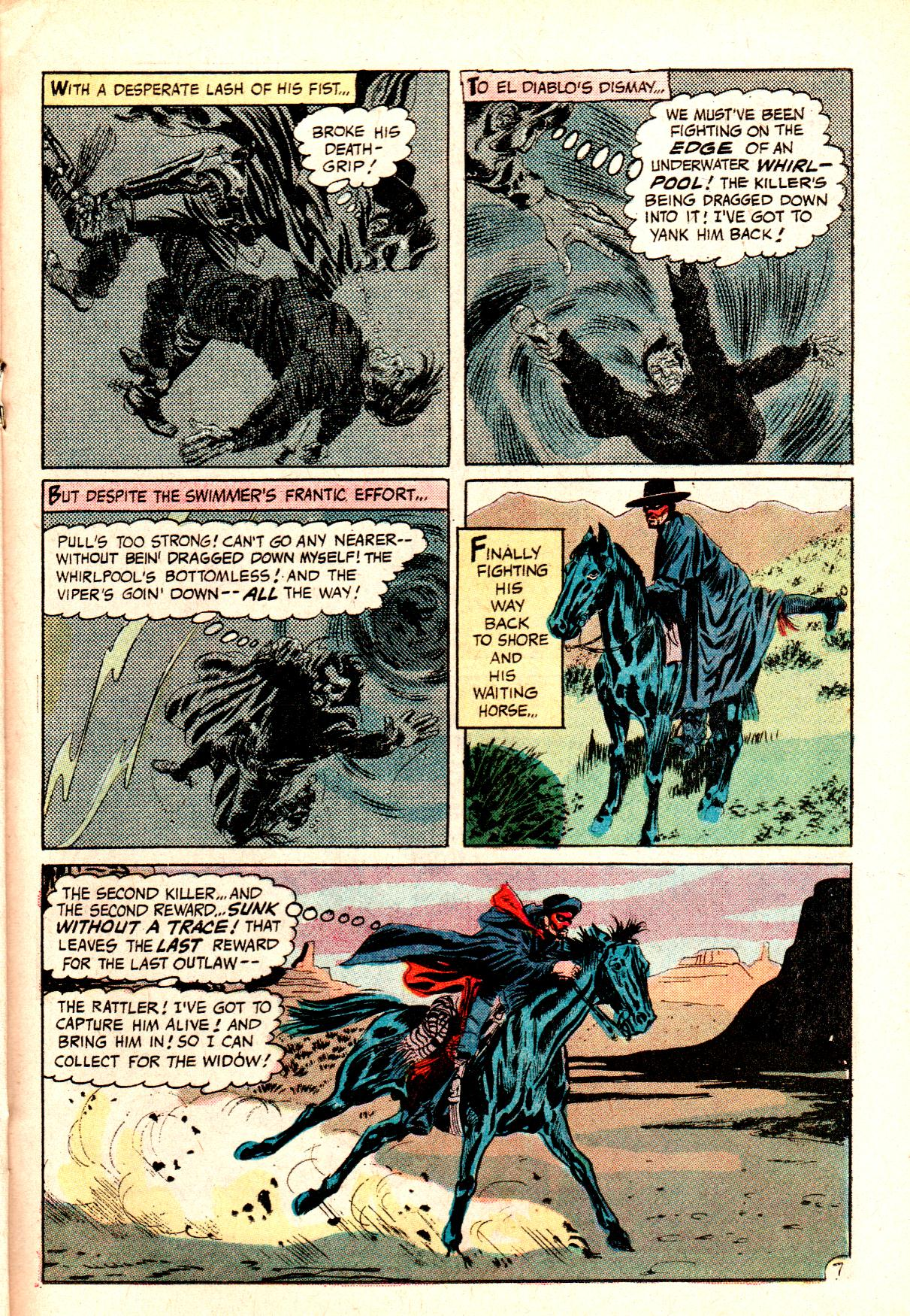 Read online All-Star Western (1970) comic -  Issue #10 - 29