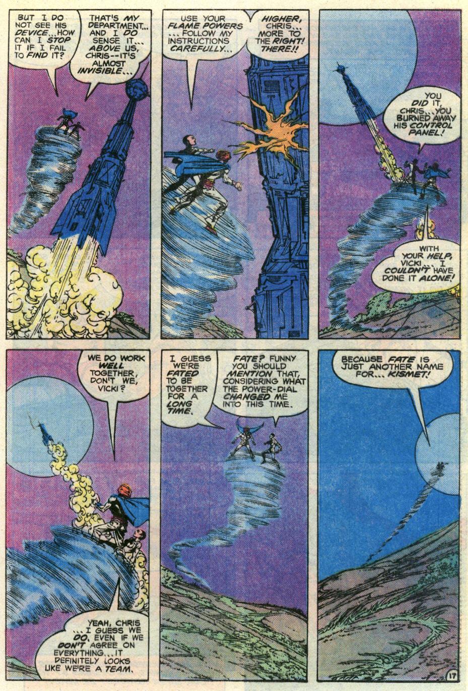 Read online Adventure Comics (1938) comic -  Issue #487 - 19
