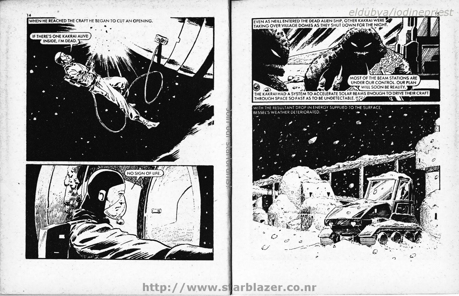 Starblazer issue 59 - Page 9