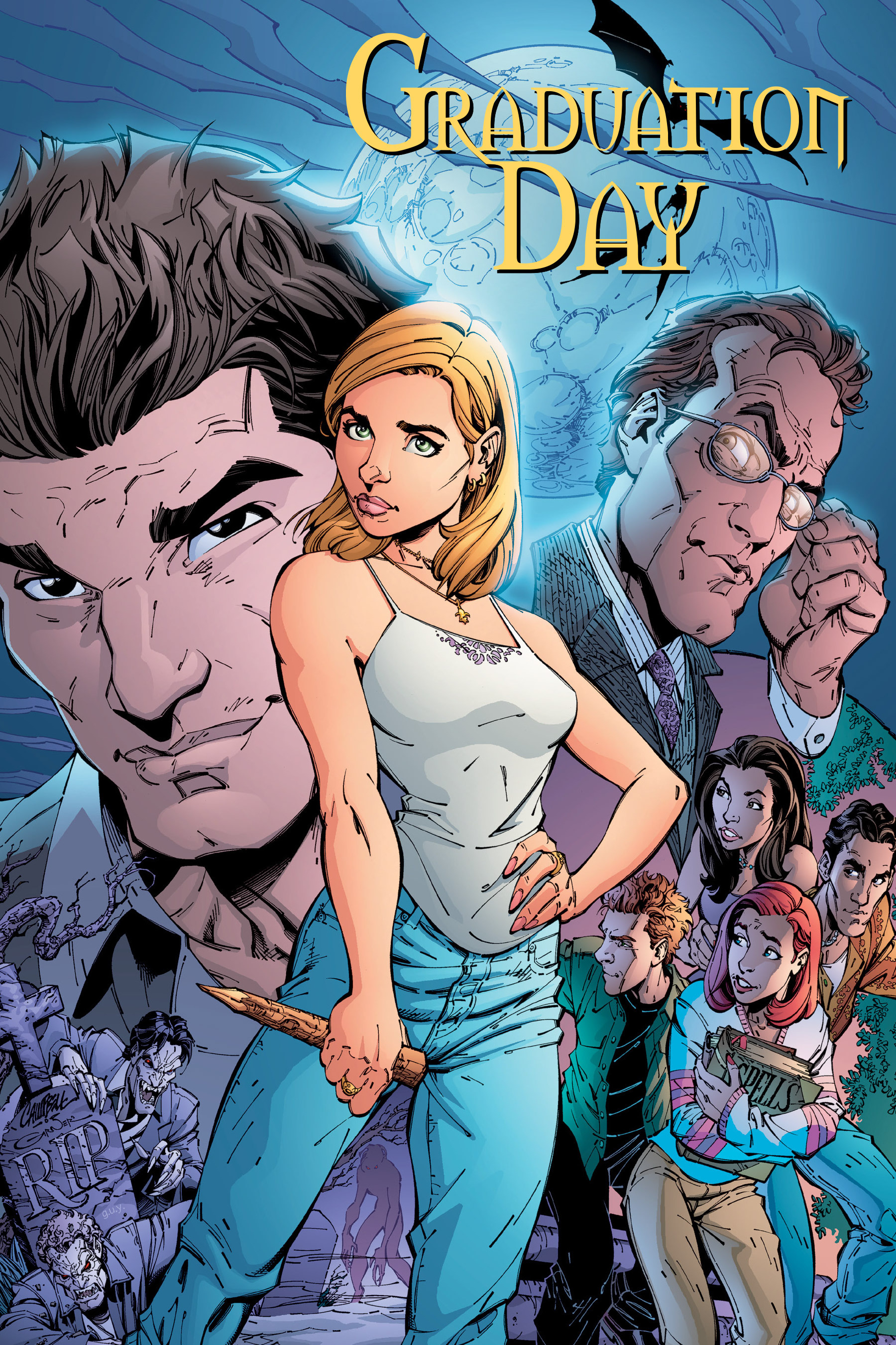 Read online Buffy the Vampire Slayer: Omnibus comic -  Issue # TPB 4 - 342