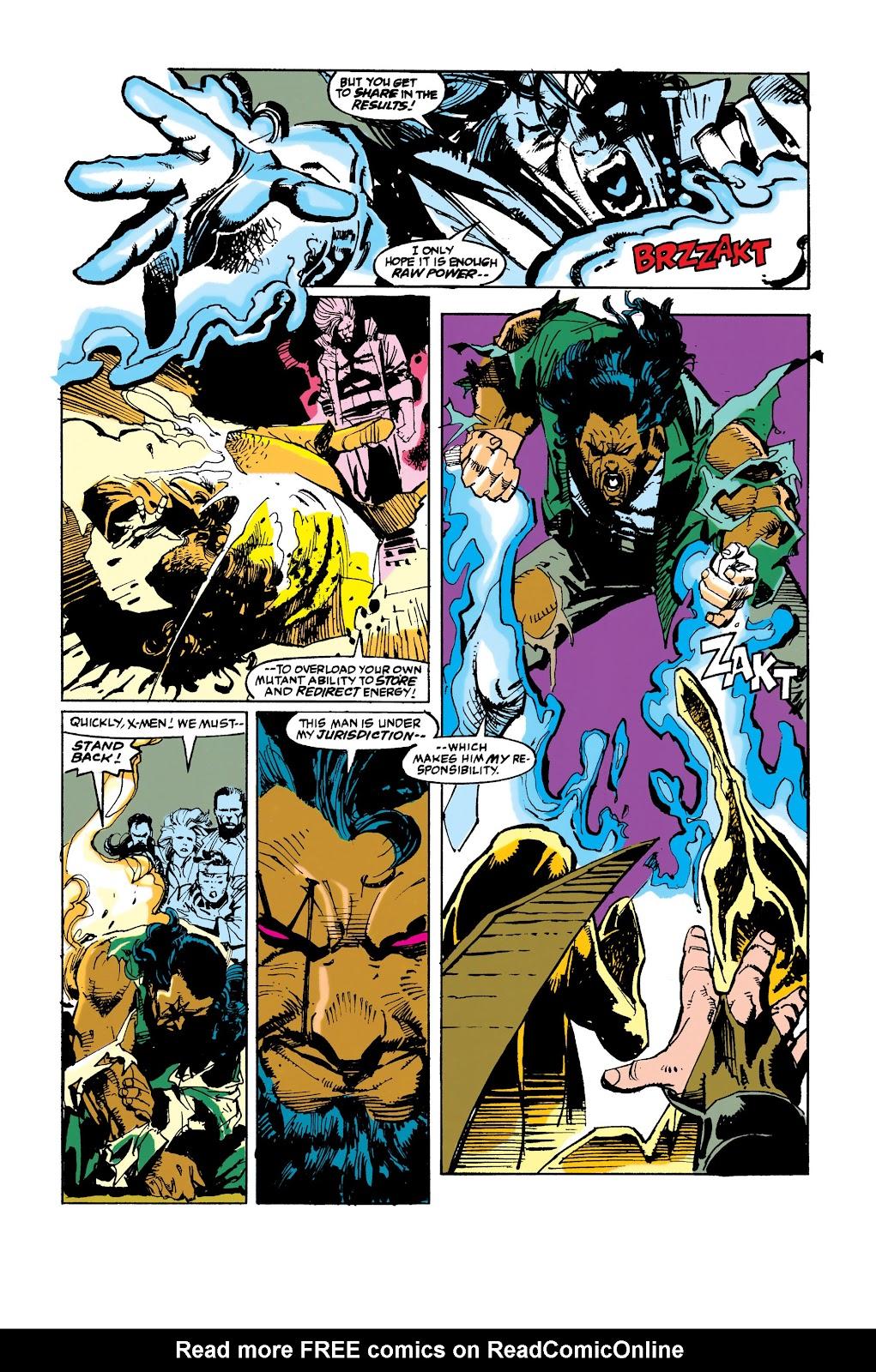 Uncanny X-Men (1963) issue 288 - Page 12