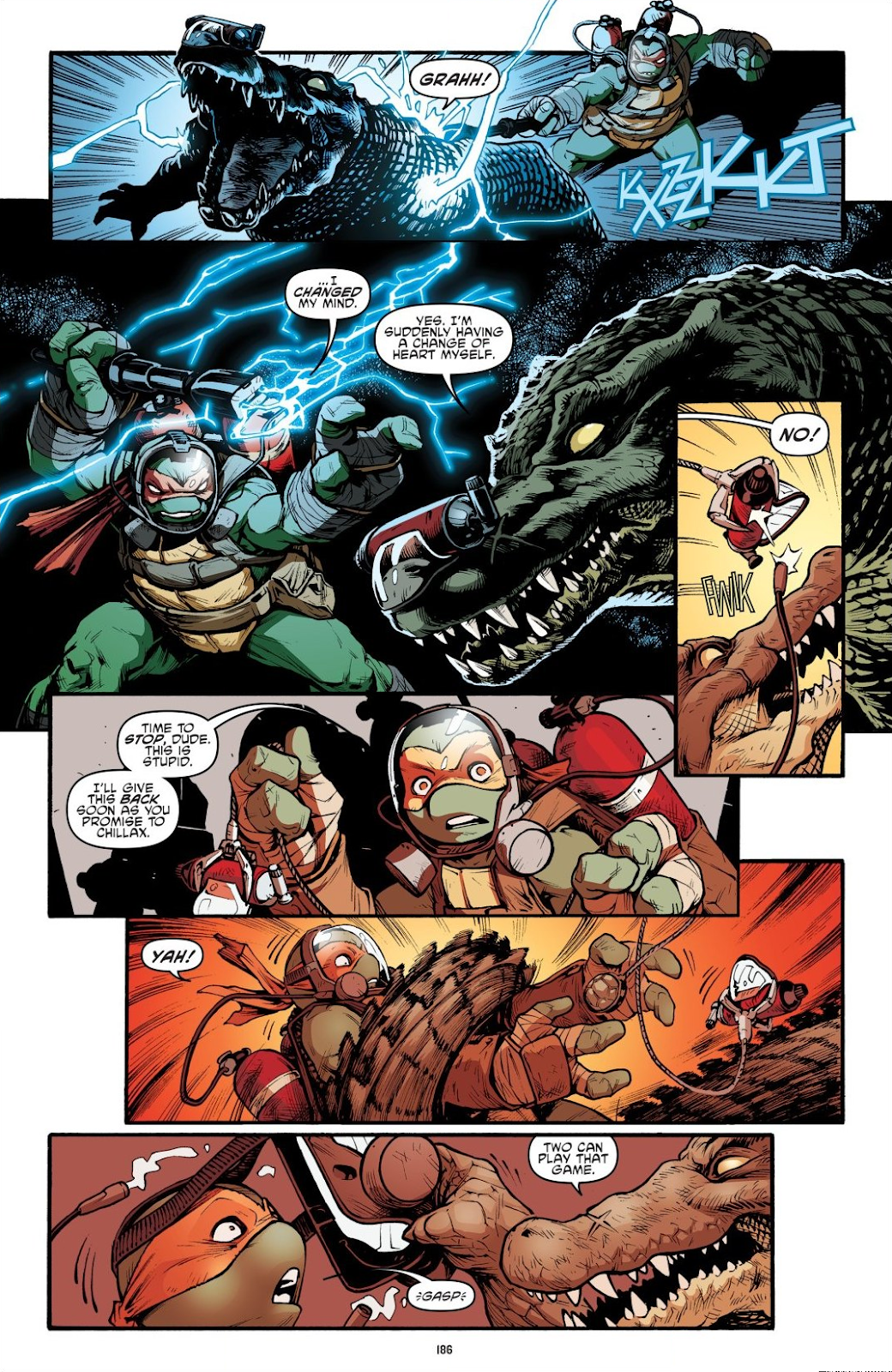 Read online Teenage Mutant Ninja Turtles: The IDW Collection comic -  Issue # TPB 7 (Part 2) - 79