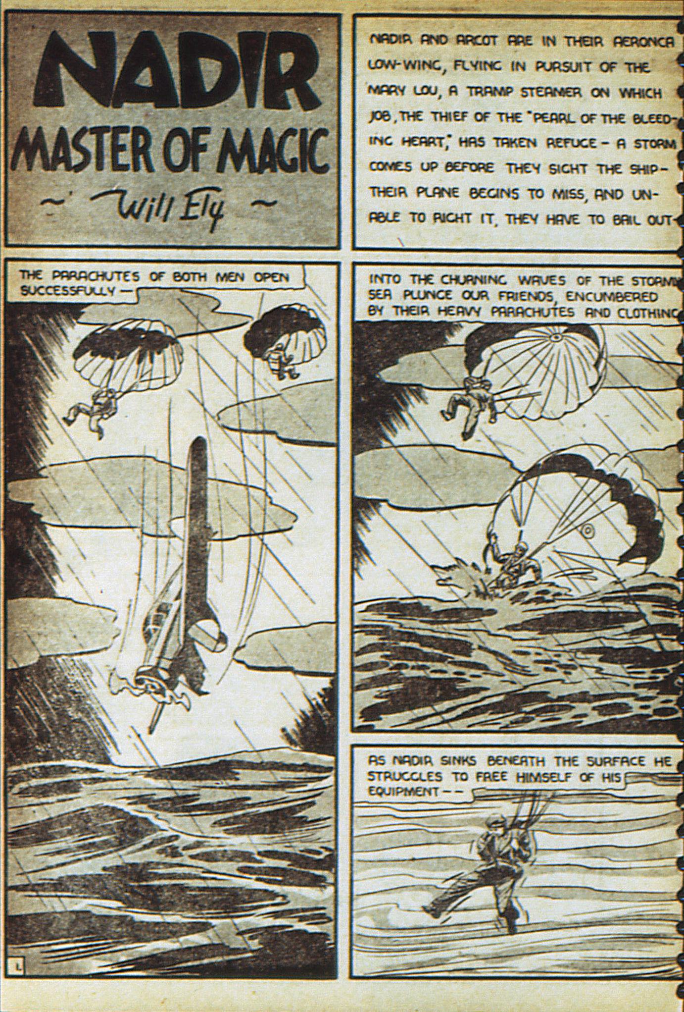 Read online Adventure Comics (1938) comic -  Issue #23 - 42