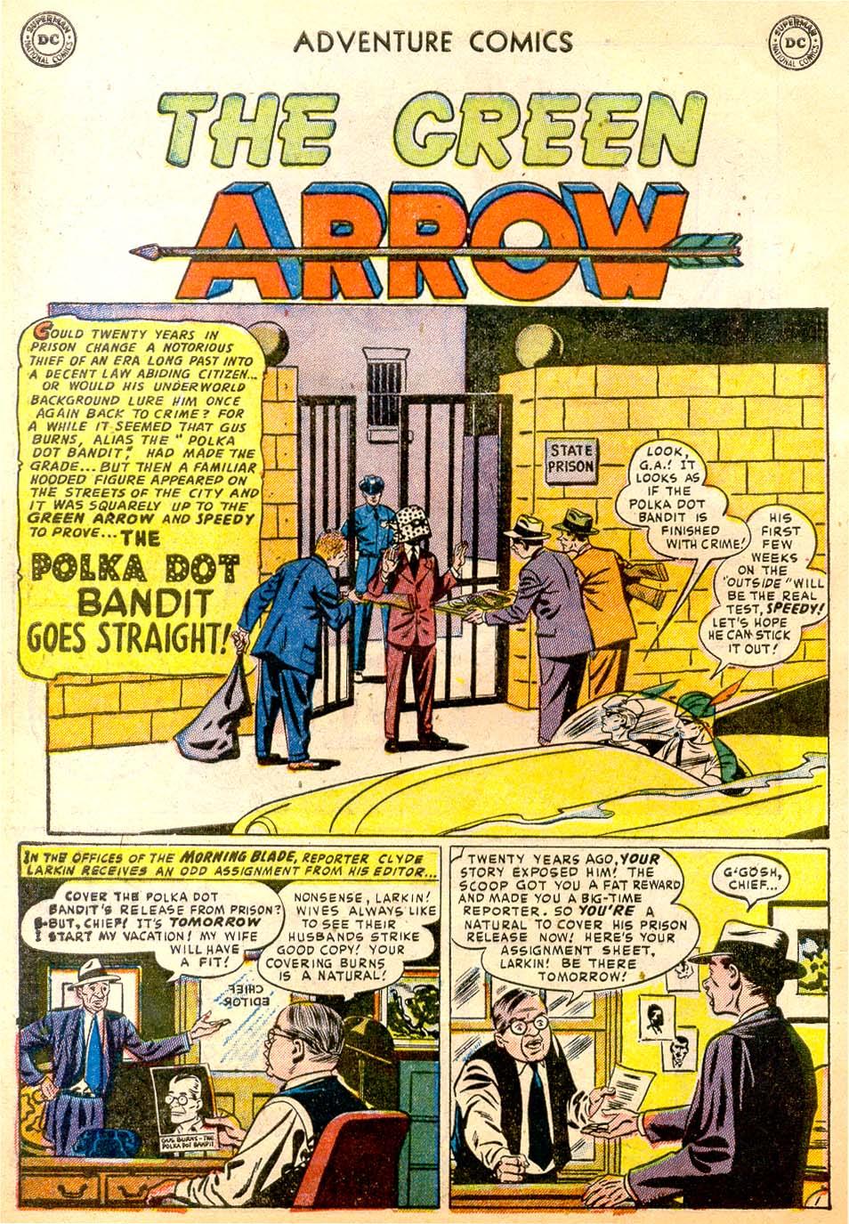 Read online Adventure Comics (1938) comic -  Issue #183 - 34