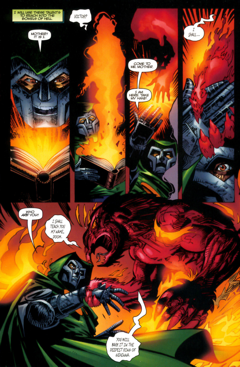 Read online Doom: The Emperor Returns comic -  Issue #1 - 14