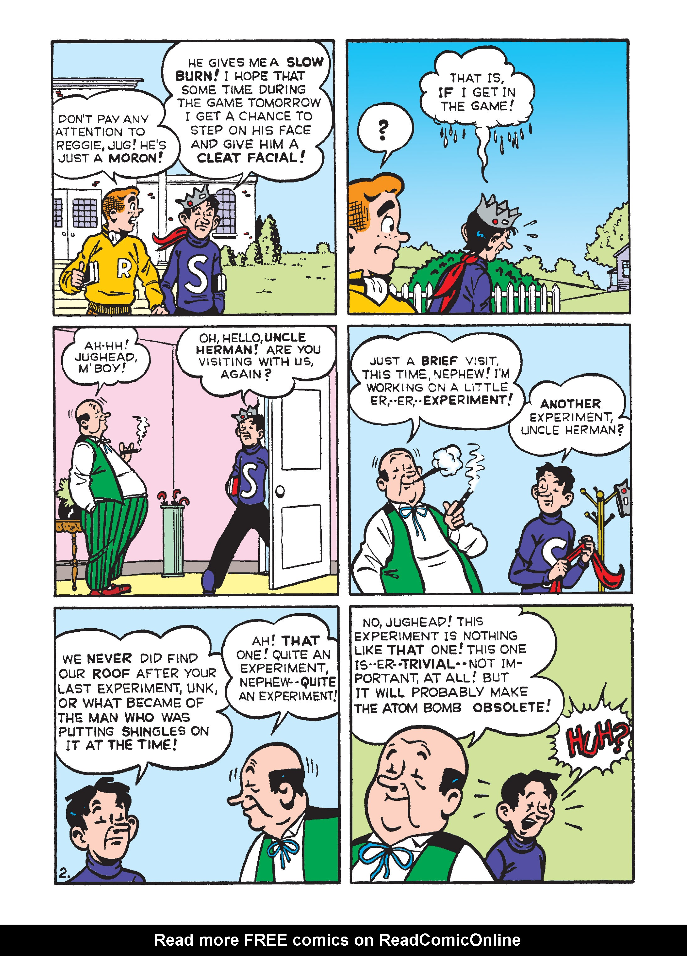 Read online Archie 75th Anniversary Digest comic -  Issue #3 - 44