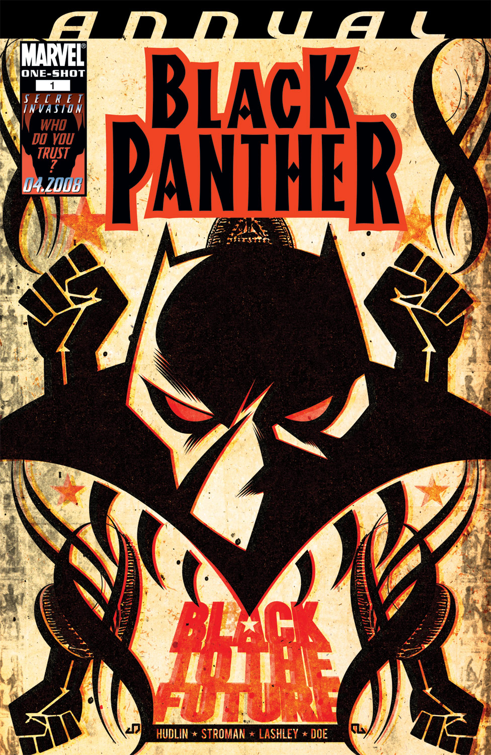 Black Panther (2005) _Annual_1 Page 1